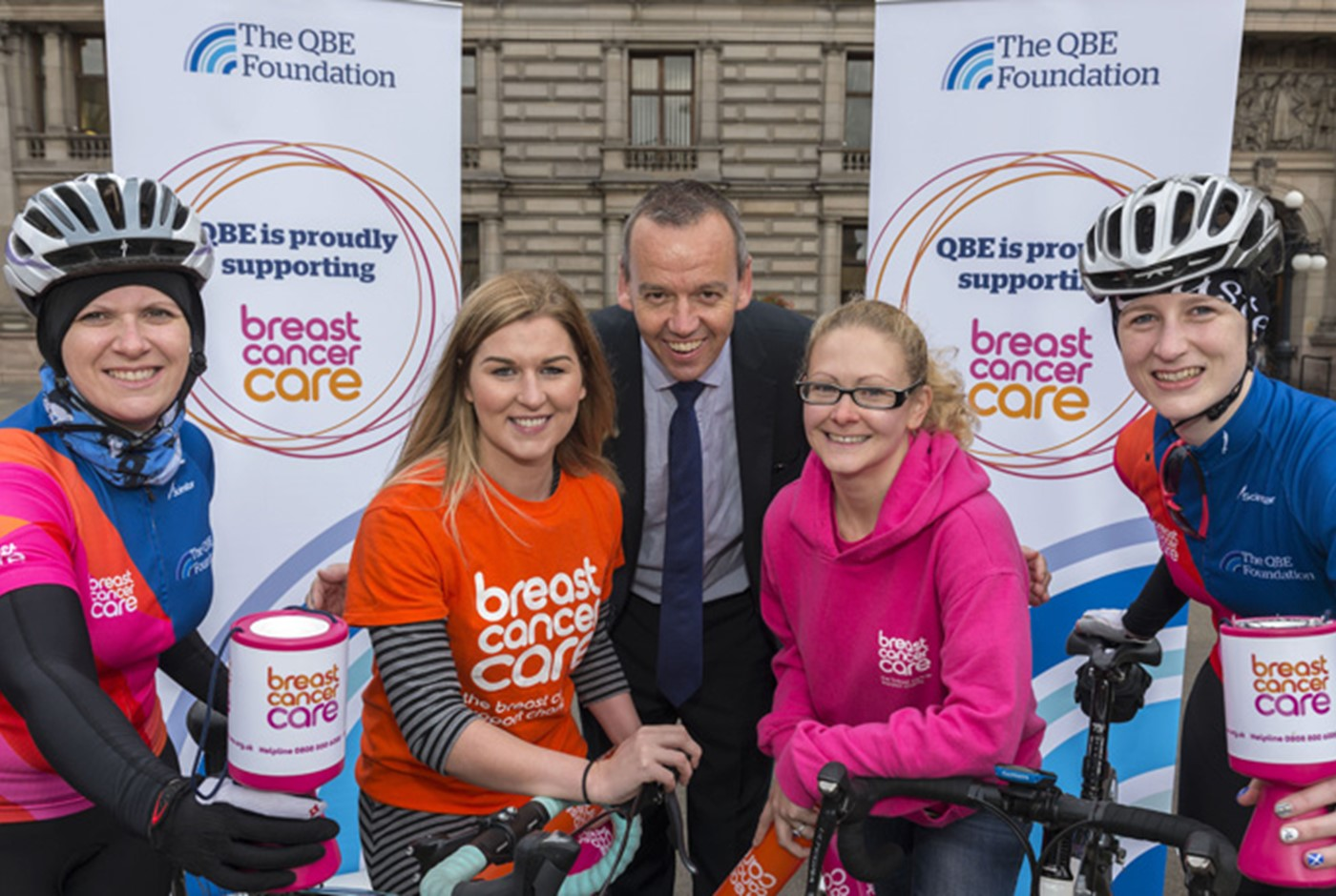 QBE picks Breast Cancer Care as new charity partner