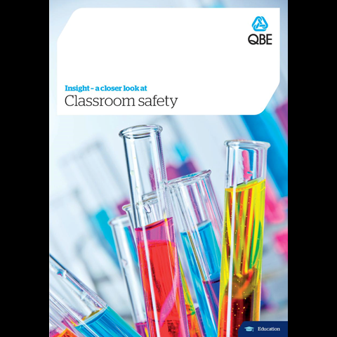 Classroom safety (PDF 5.4Mb)