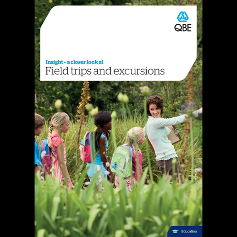 Field trips and excursions (PDF 3.5Mb)