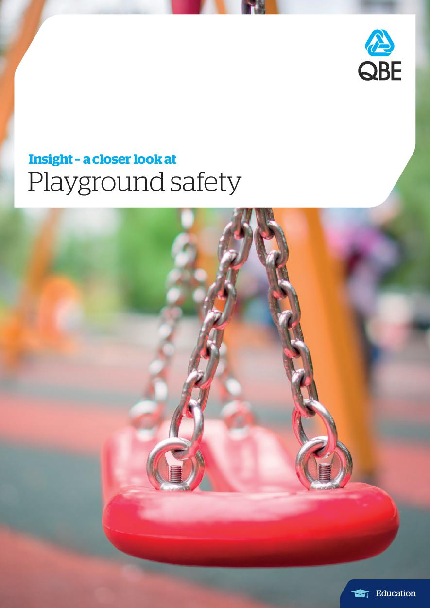Playground safety (PDF 3.6Mb)