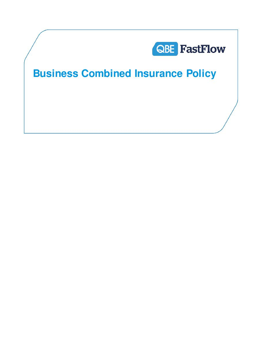 ARCHIVE - PBCP051015 Business Combined Policy