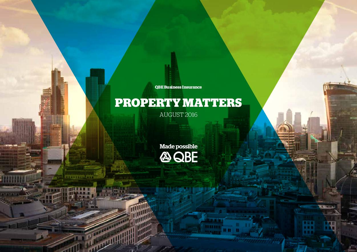 Property Matters - August 2016 (PDF 262Kb)