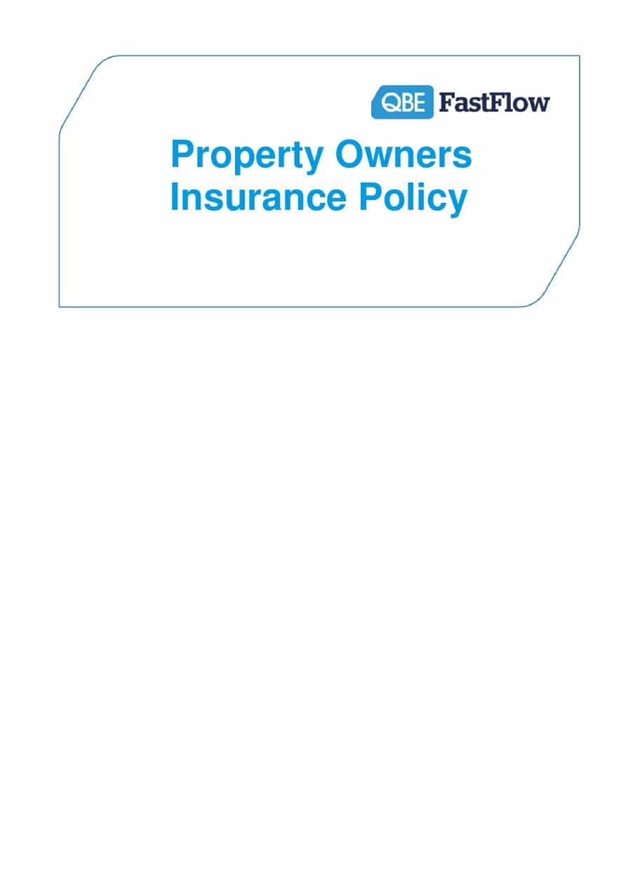 ARCHIVE - PPOF031015 Fastflow property owners policy