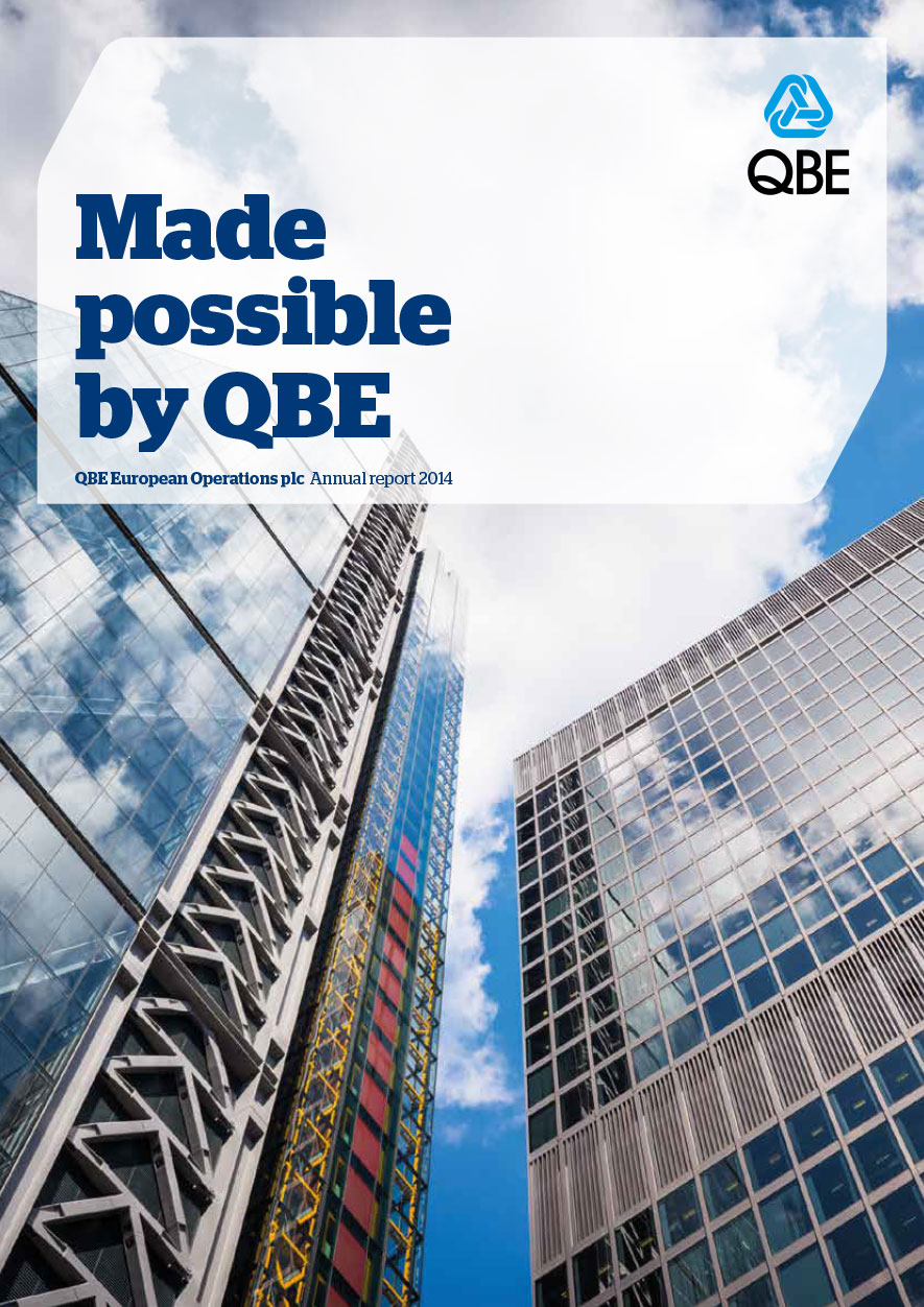 QBE European Operations Annual Report 2014