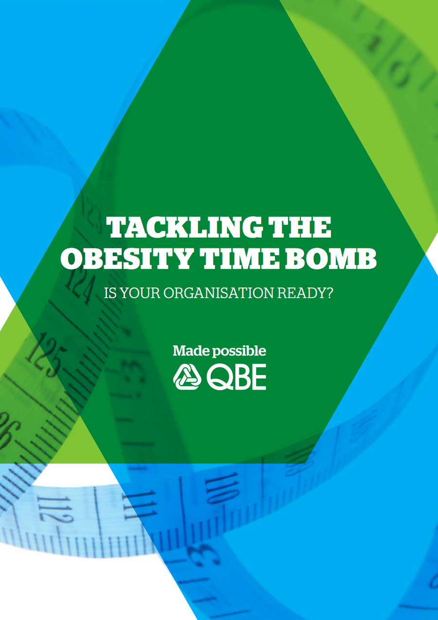 Tackling the obesity time bomb (PDF 4.3Mb)