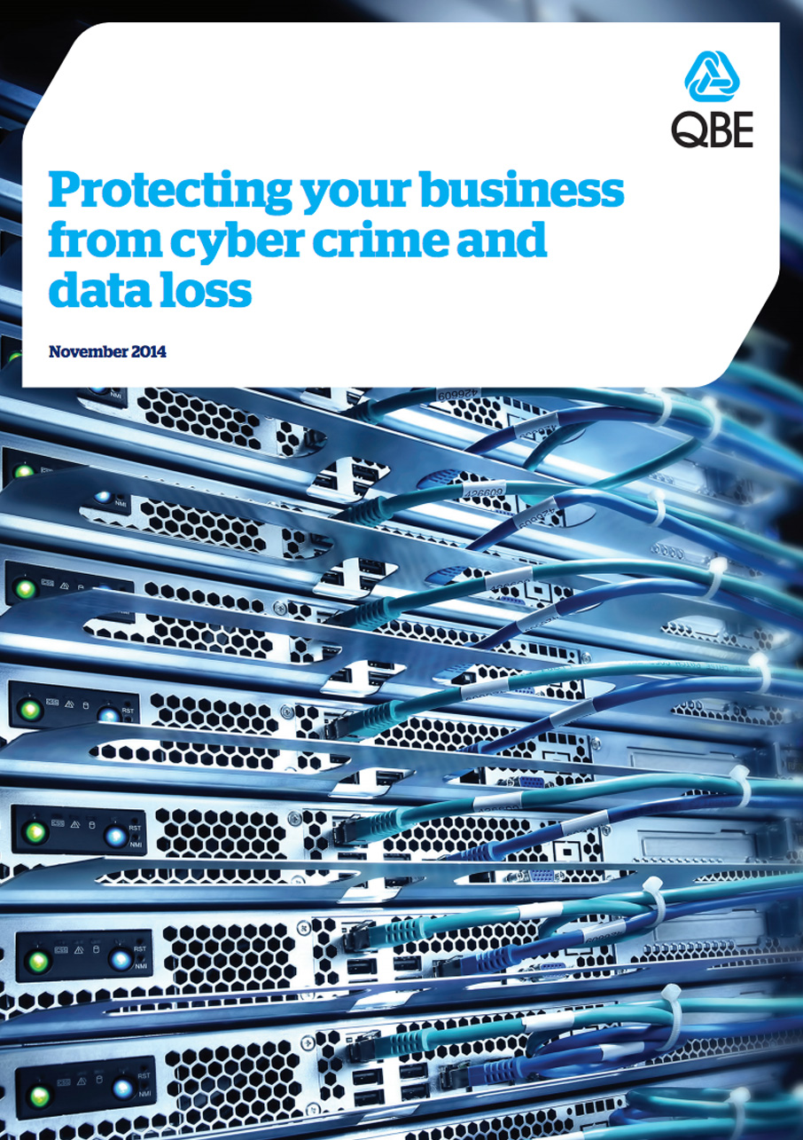 Protecting your business from cyber crime and data loss (PDF 5.1Mb)