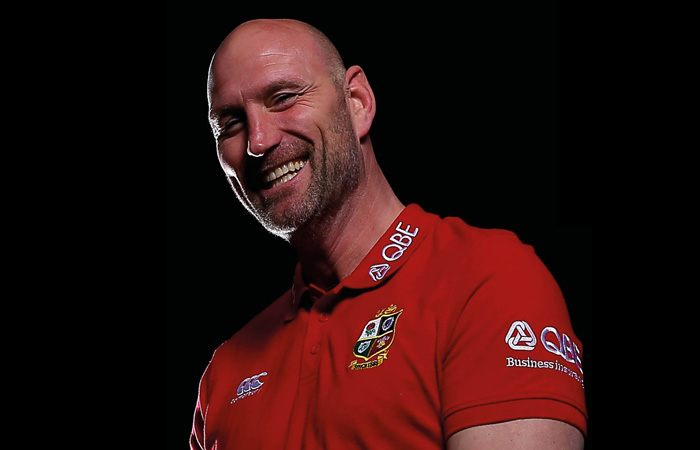 Lawrence Dallaglio – QBE Ambassador