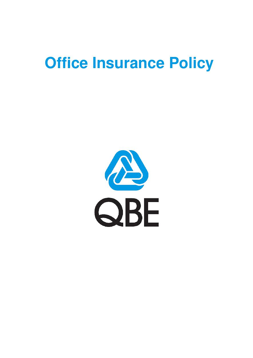 ARCHIVE - POFP010217 Office Insurance Policy