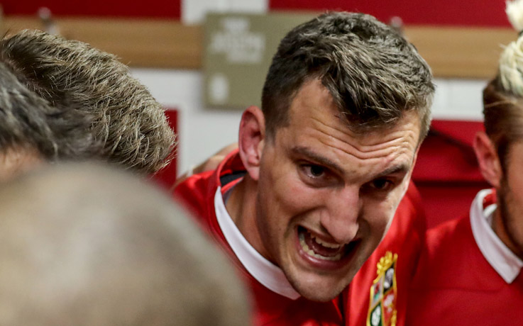 An evening with Sam Warburton and Lions legends