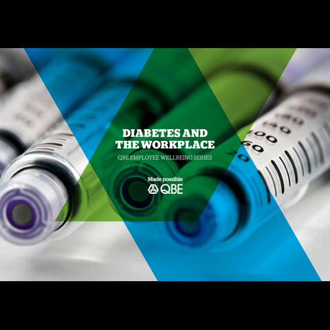 Diabetes and the workplace