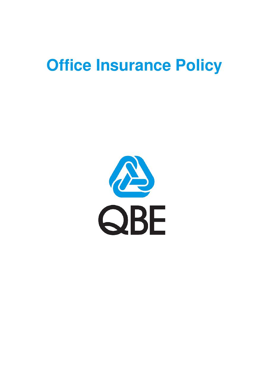 ARCHIVE - OFP020418 Office Insurance Policy