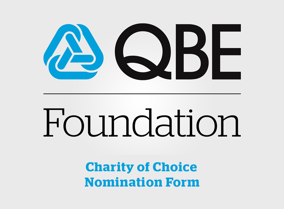 40 winners of QBE 'Charity of Choice' initiative announced