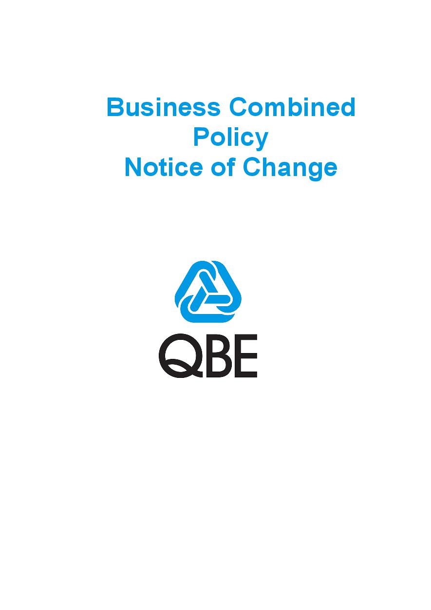 NBCC050420 Business Combined Notice of Change