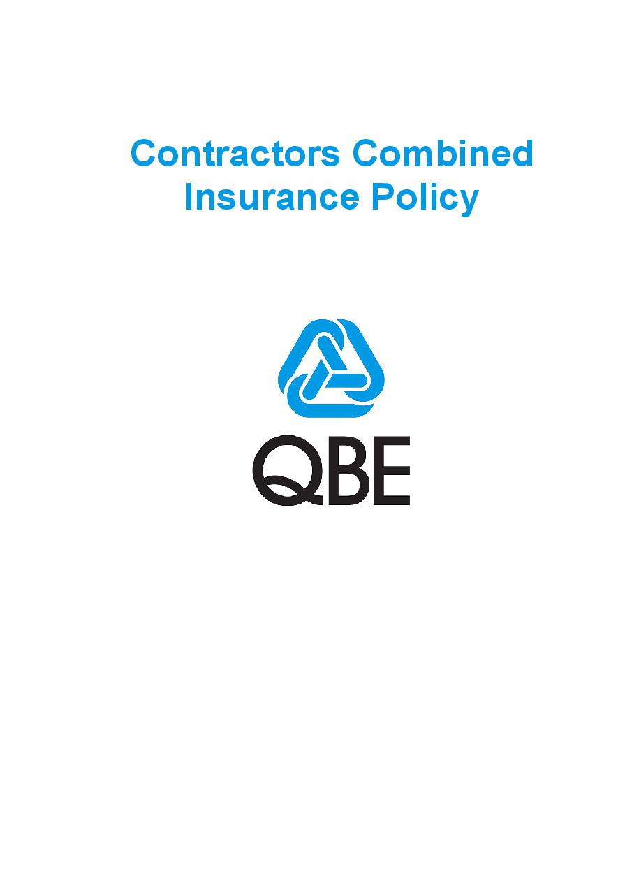 PCPP040120 Contractors' Combined Policy