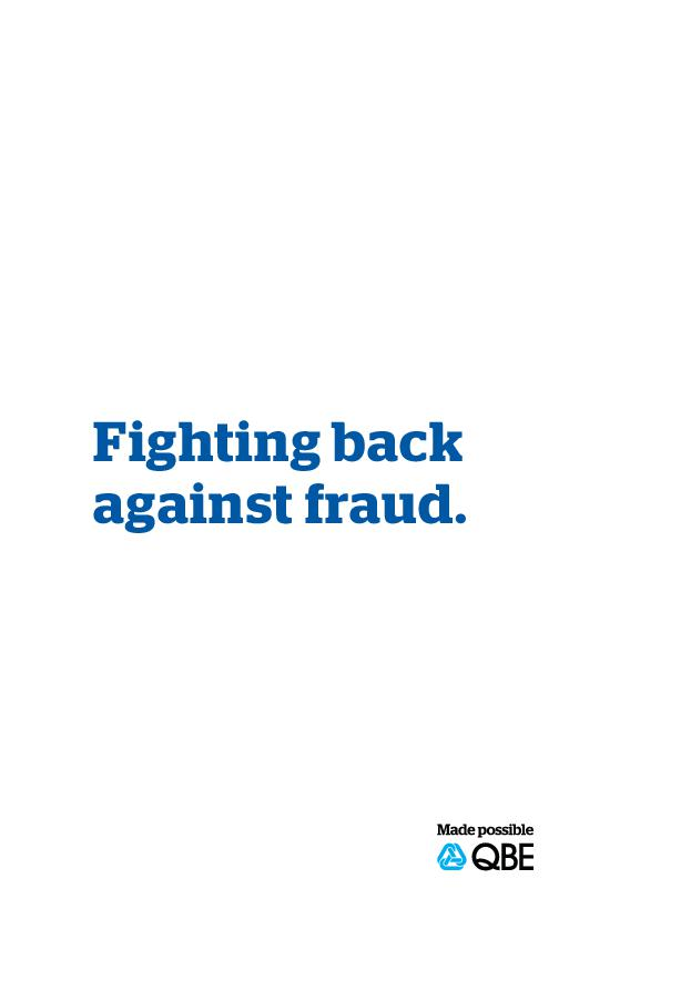 Claims case study - Fighting back against fraud
