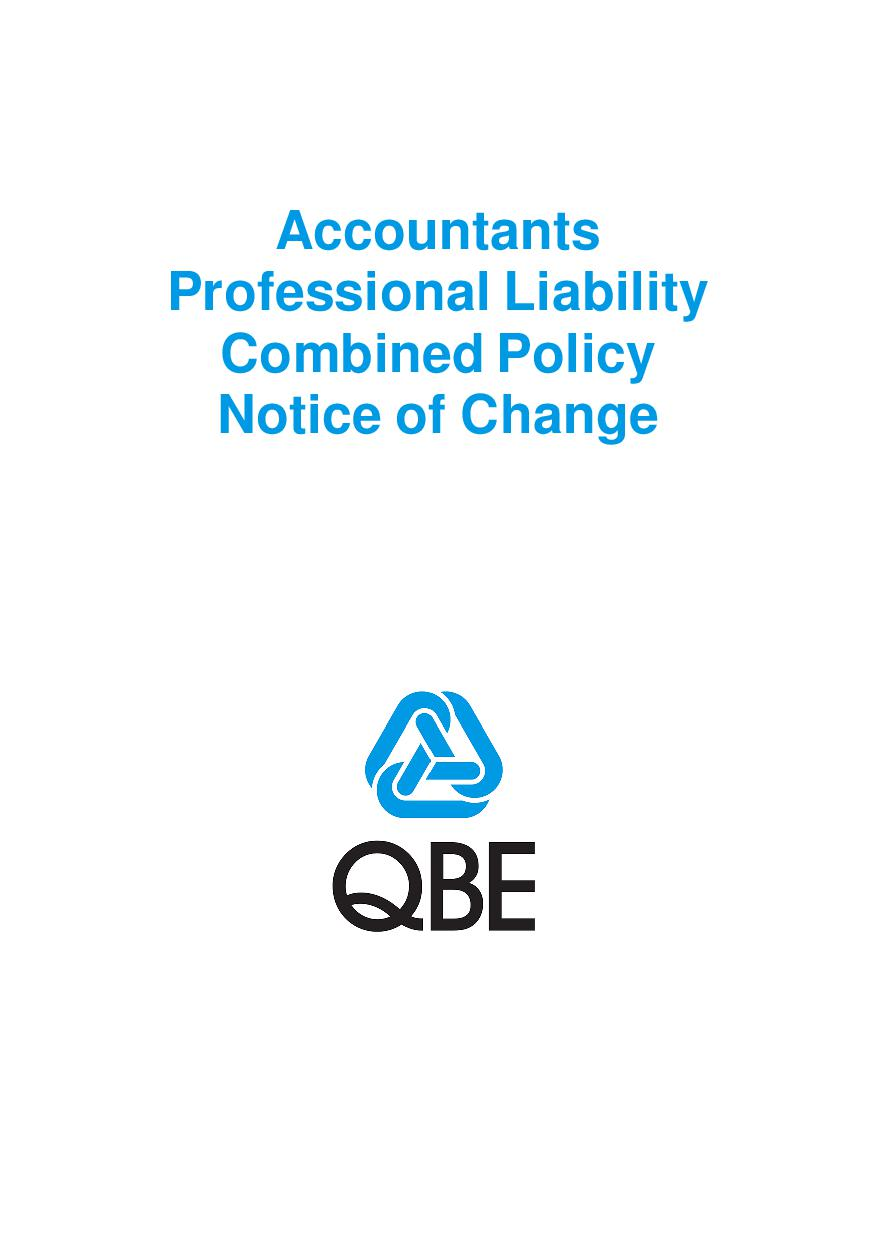 NJPB110121 Accountants Professional Liability Combined  Notice of Change